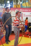 every one wants to see a hula hooping dad!