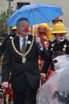 Bognor Regis Town mayor Jim Brooks