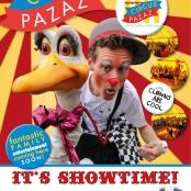 Circus PaZaz 2017 poster